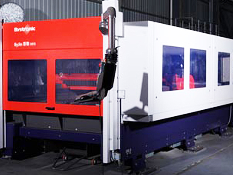 CNC Laser Cutting Center